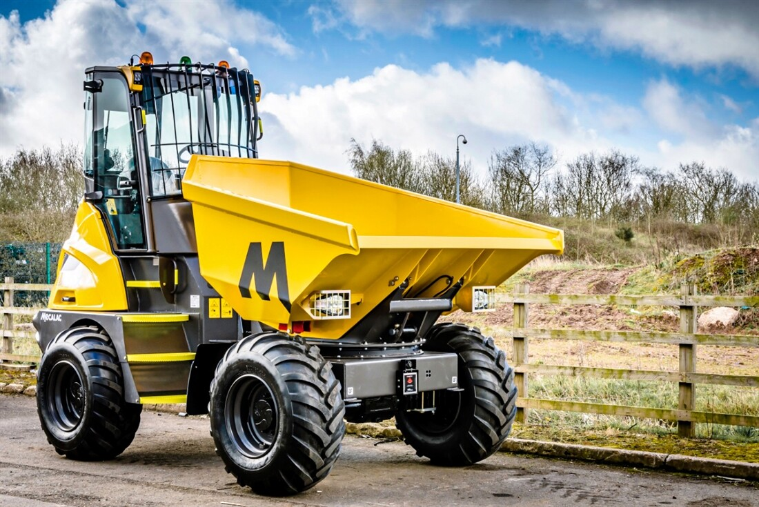 Bell Contracting buys Mecalac dumpers