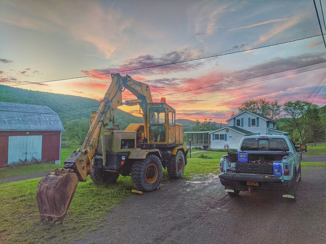 Classic American Heavy Equipment Collector Adds to his Fleet