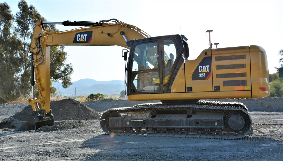 The Cat 323 Excavator from an Aussie Perspective