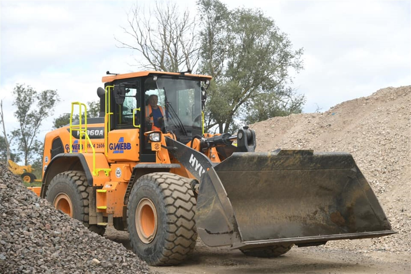 Hyundai a firm favourite with site foreman