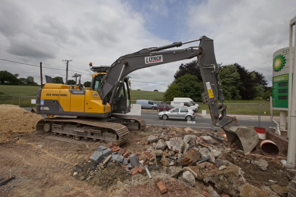 20 more Volvo excavators for L Lynch Plant Hire