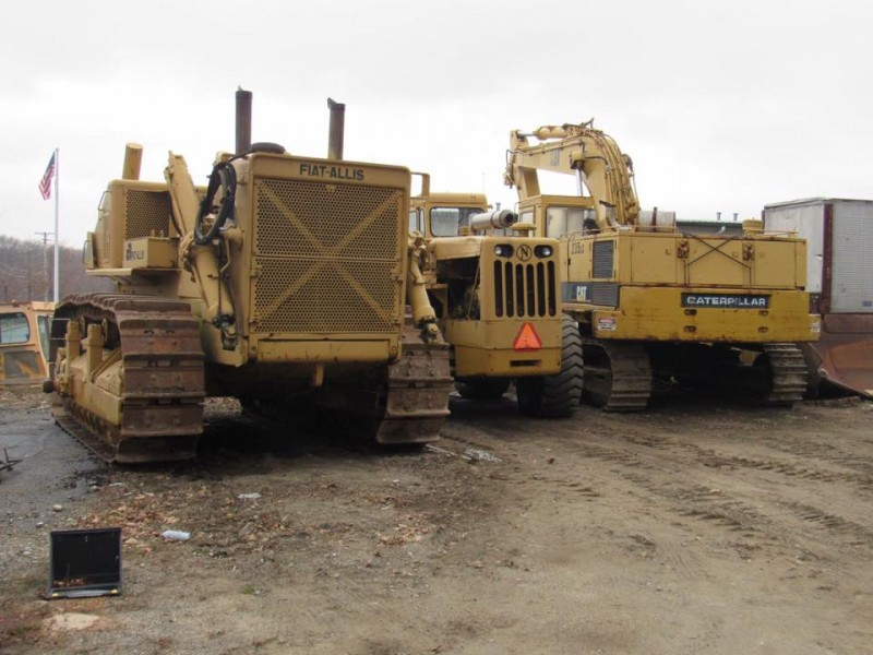 The forgotten BIG dozer