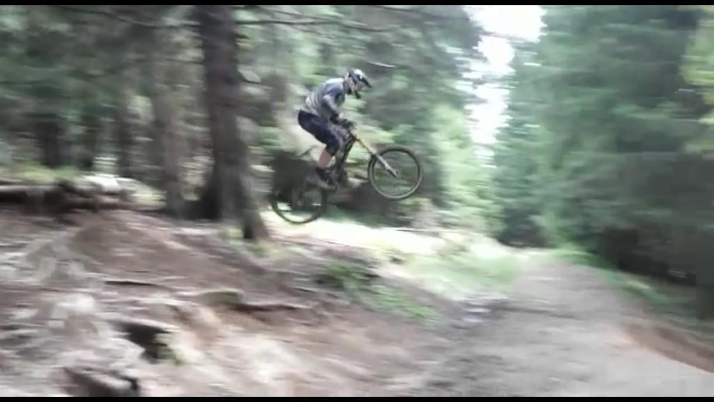 Alpine Digging & Mountain Bike Riding with Ben Miller