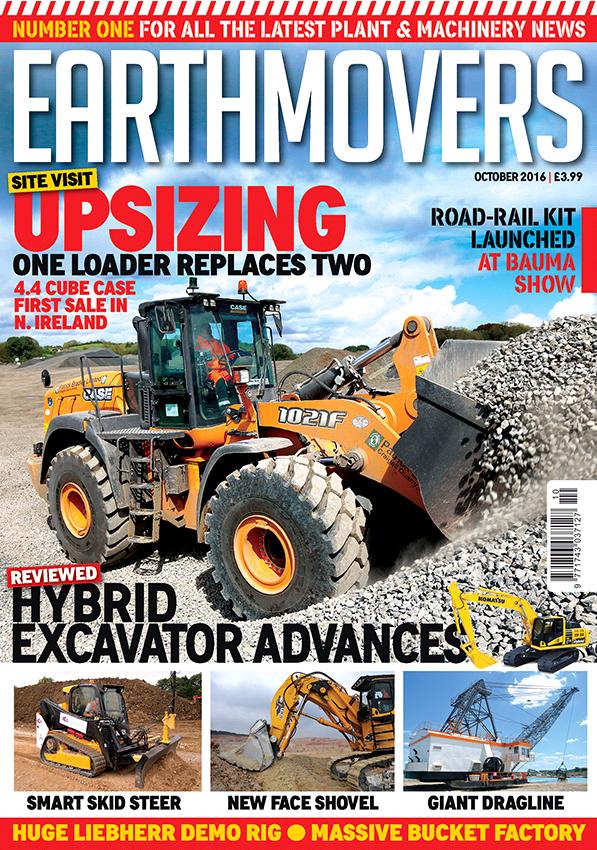 Back Issues 2016 | Earthmovers Magazine