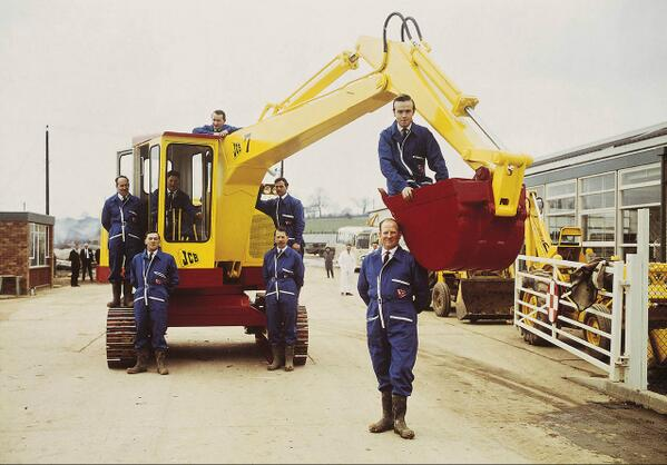 Jcb Set To Get The X Factor