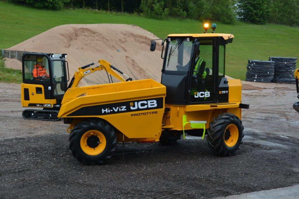 More New Compact Kit From Jcb