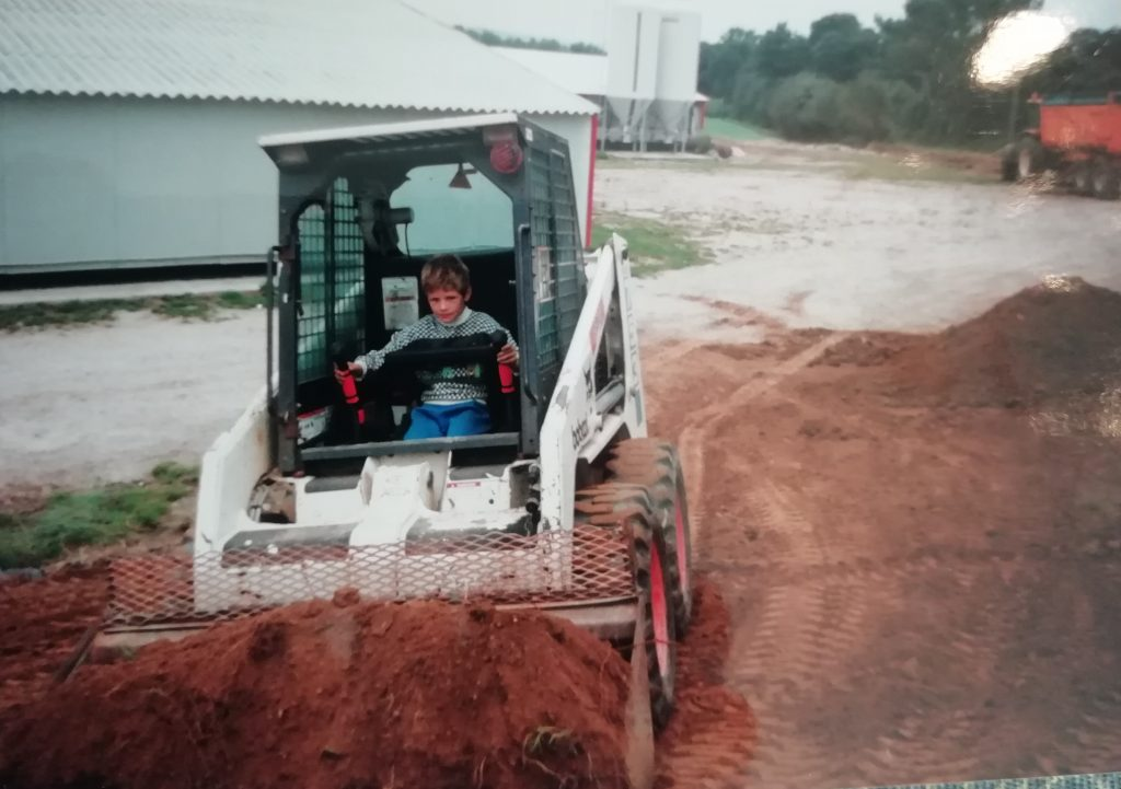 30 year French connection with Bobcat for Breton family
